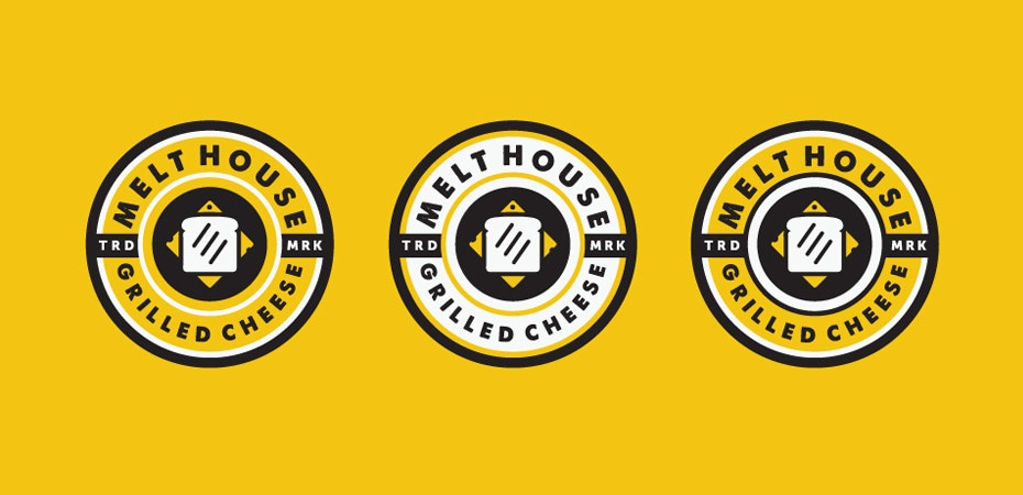 grilled cheese logo