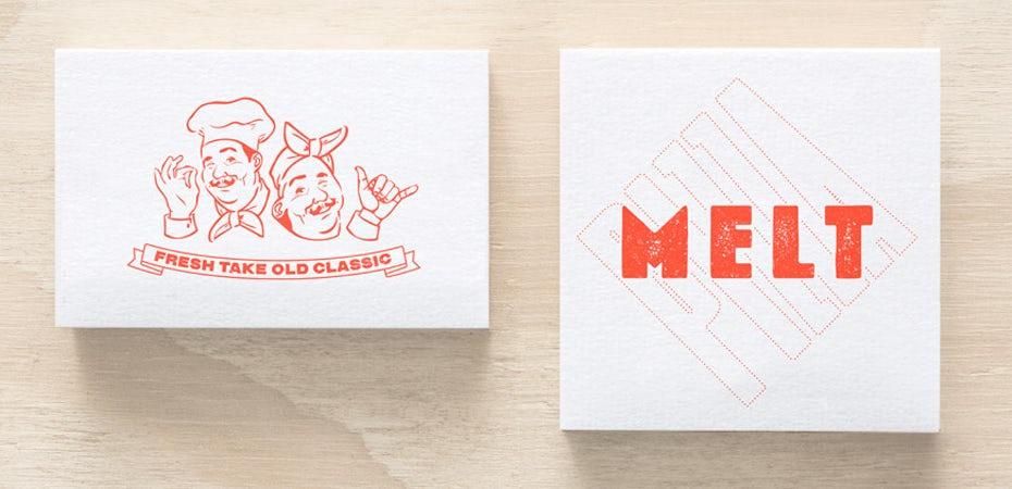 updated classic pizza logo