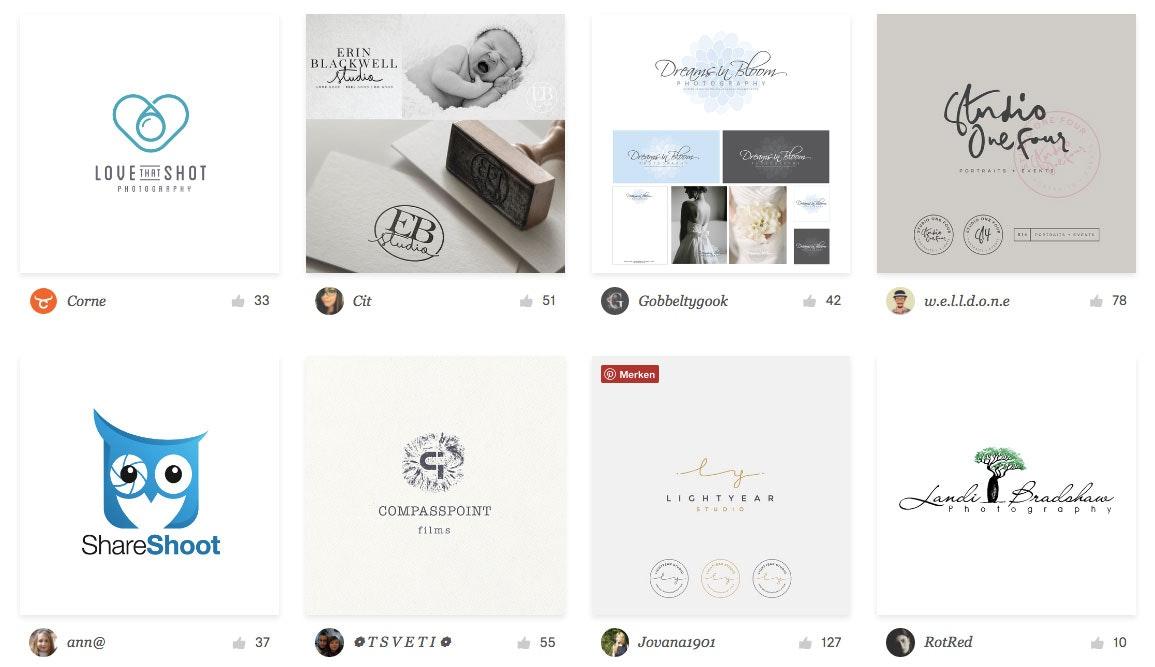 logodesigns fotografie