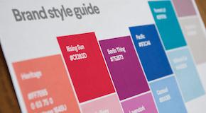 Créer la charte graphique de votre marque