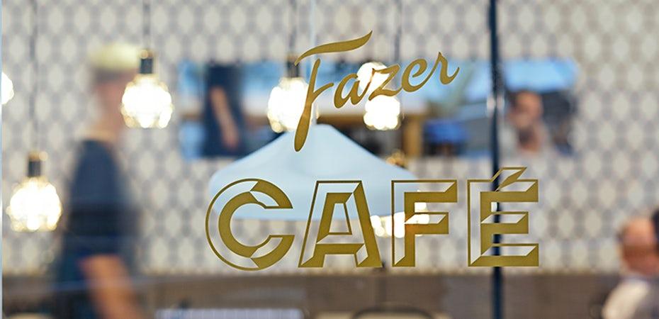 cafe rebrand logo