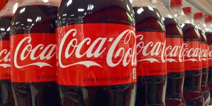 世界で広く親しまれる「コカ・コーラ」