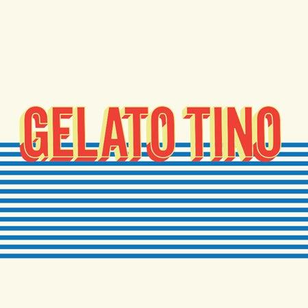 gelato ice cream truck logo