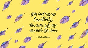 21 famous creative quotes to inspire your next project