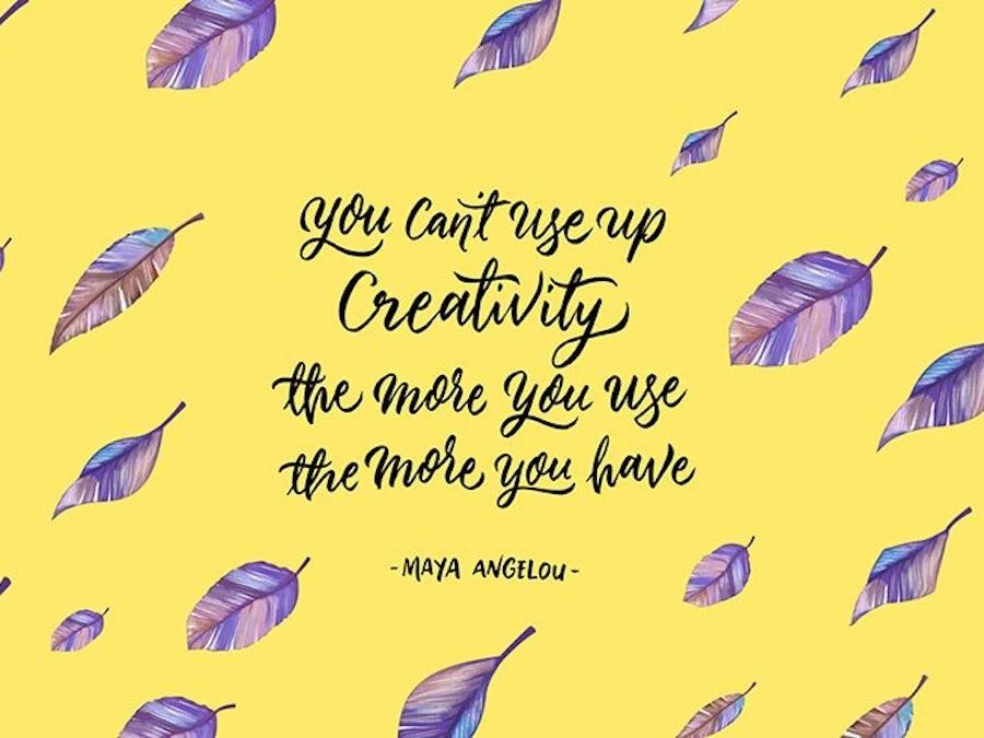 21 Berühmte Kreative Zitate Als Inspiration Für Dein