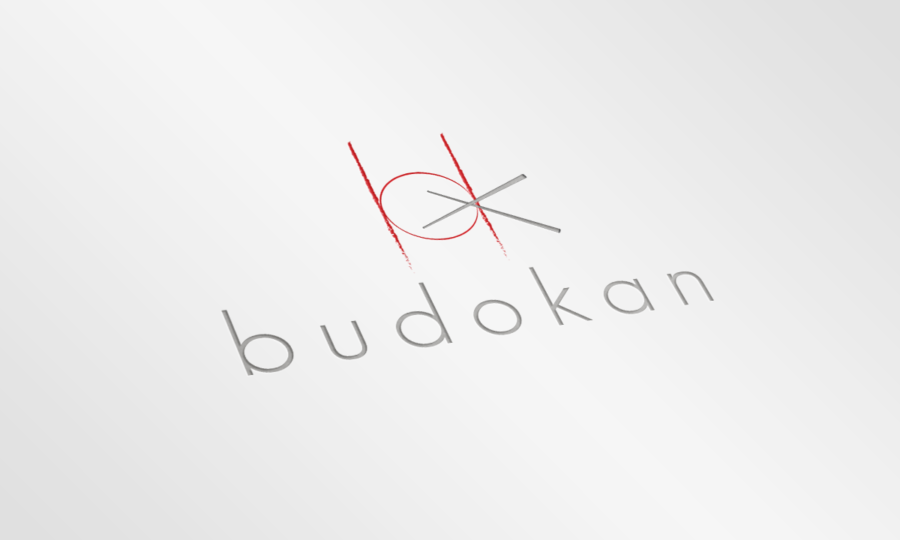 minimalist Asian restaurant logo