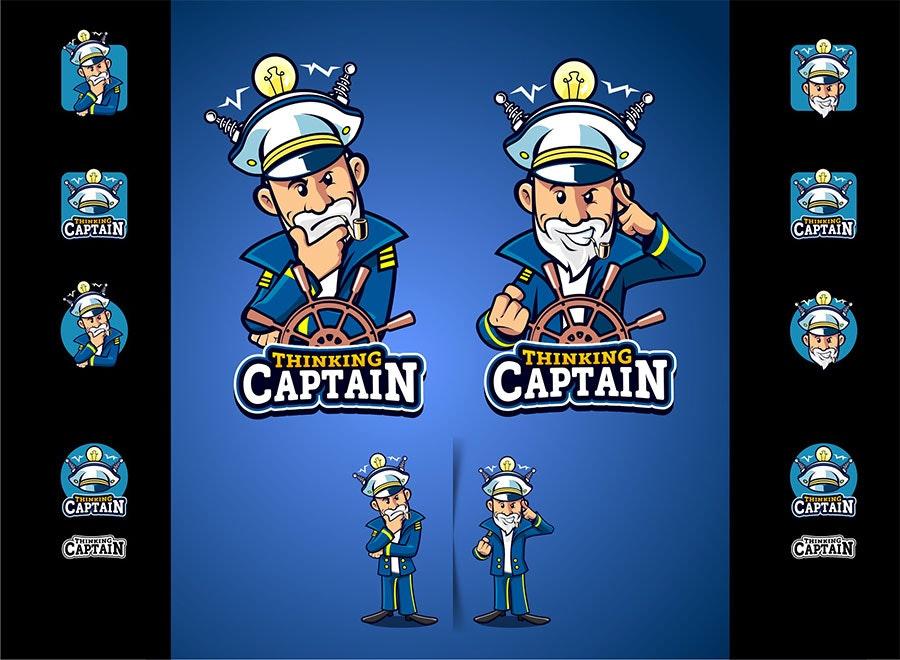 captain mascot
