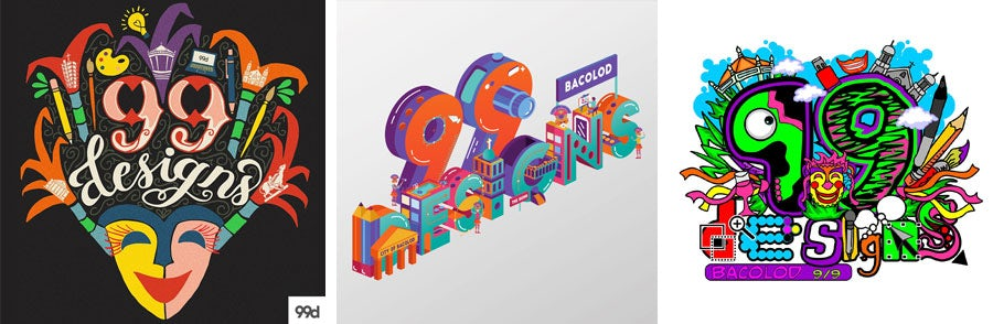 bacolod 99designs logo