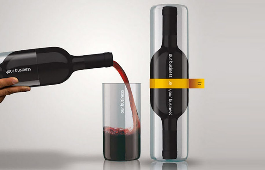 Wine product packaging
