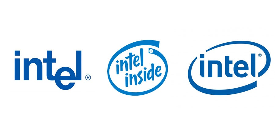 tech branding: intel logo evolution