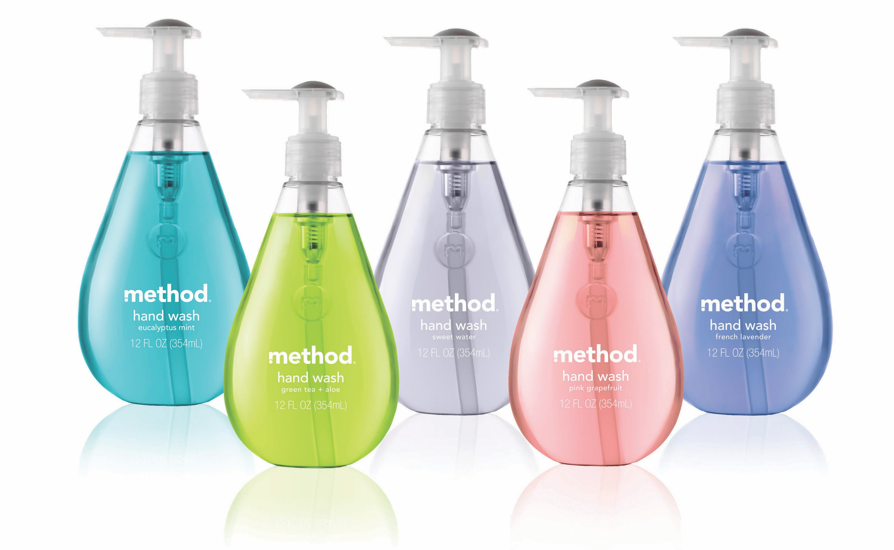 Method soap product packaging