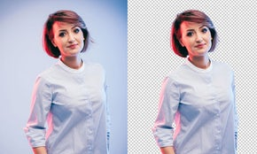 How to quickly remove a background in Photoshop