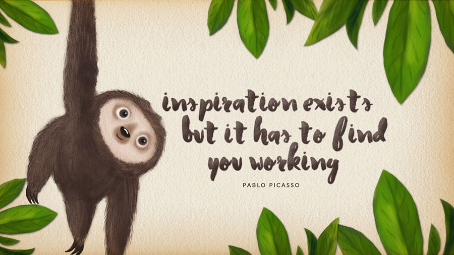 pablo picasso famous creative quote