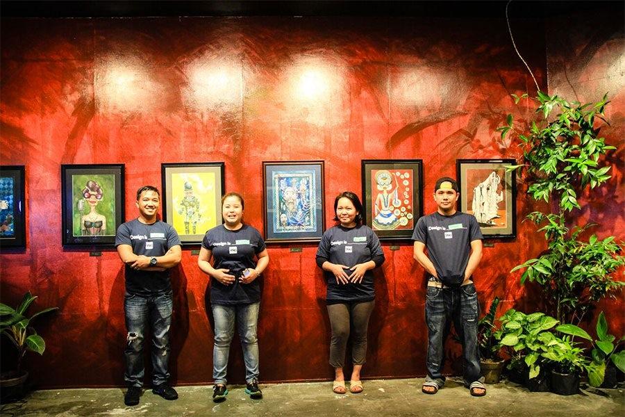 99designs' Philippines Designer Support team