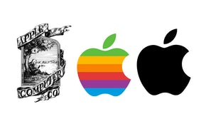 The evolution of tech branding over the past century