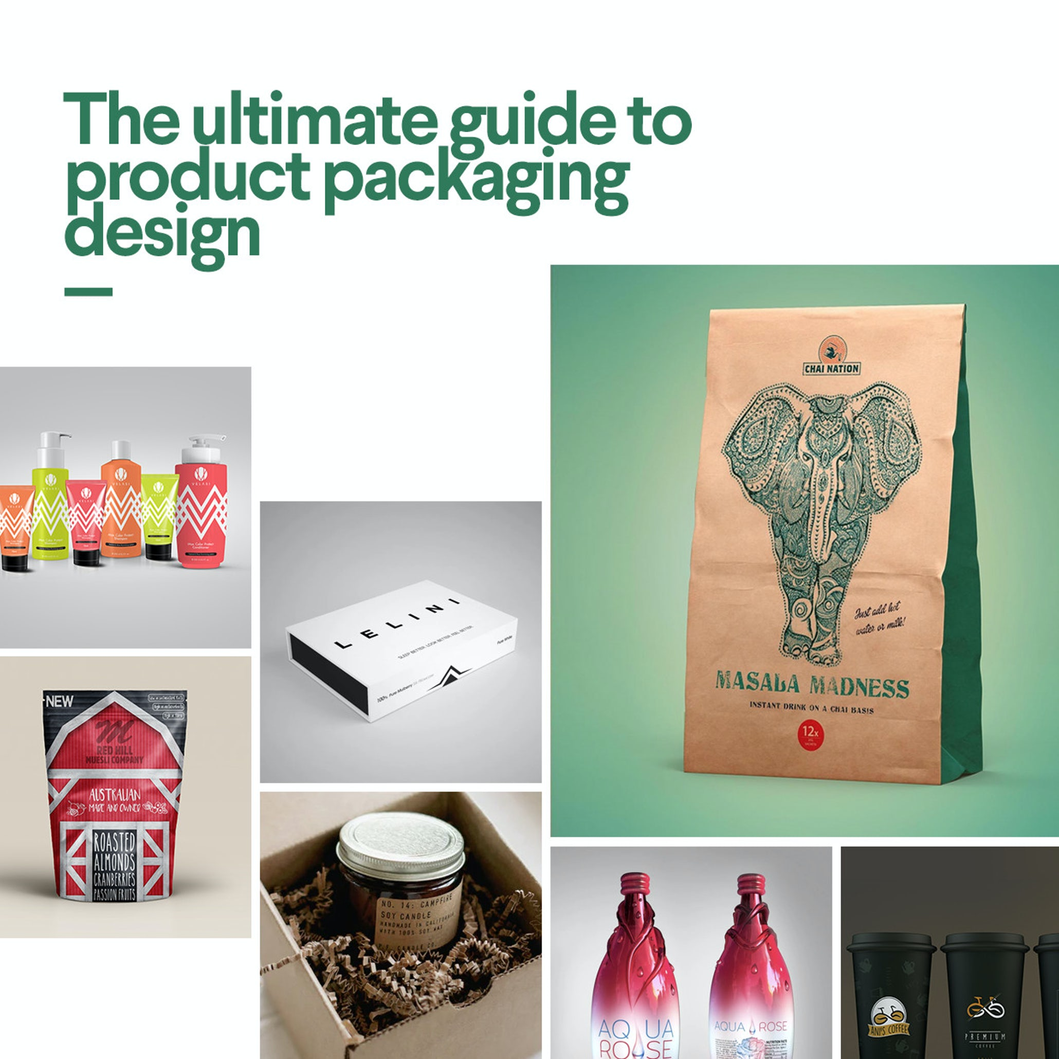 The ultimate guide to product packaging design - 99designs
