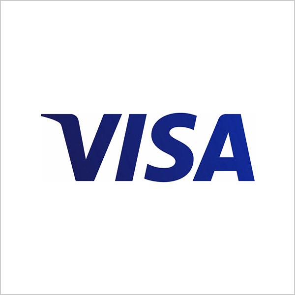 visa blue logo