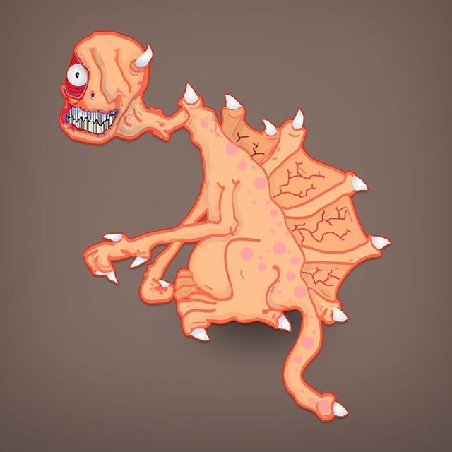 dragon monster