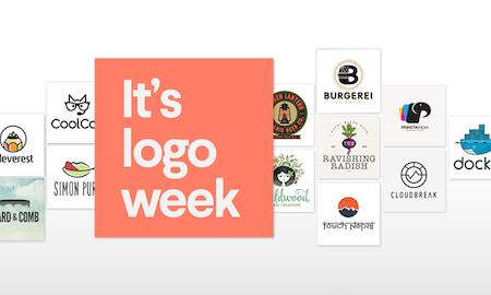 It's Logo Week: Lass uns Logo Design zusammen feiern!