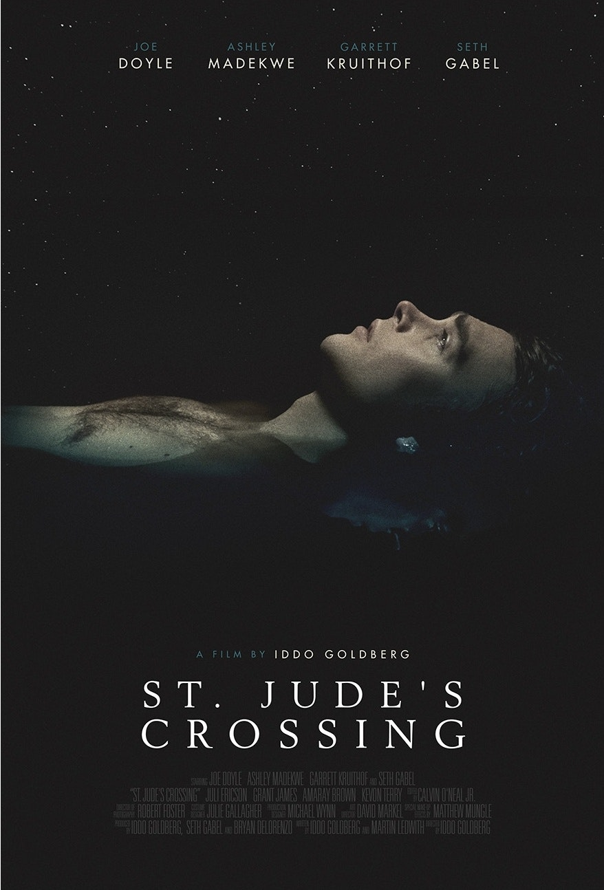 st judes crossing poster