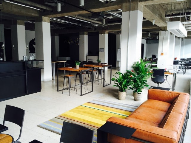 Unicorn Berlin Co-working Space