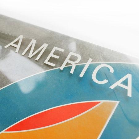 America Univers font
