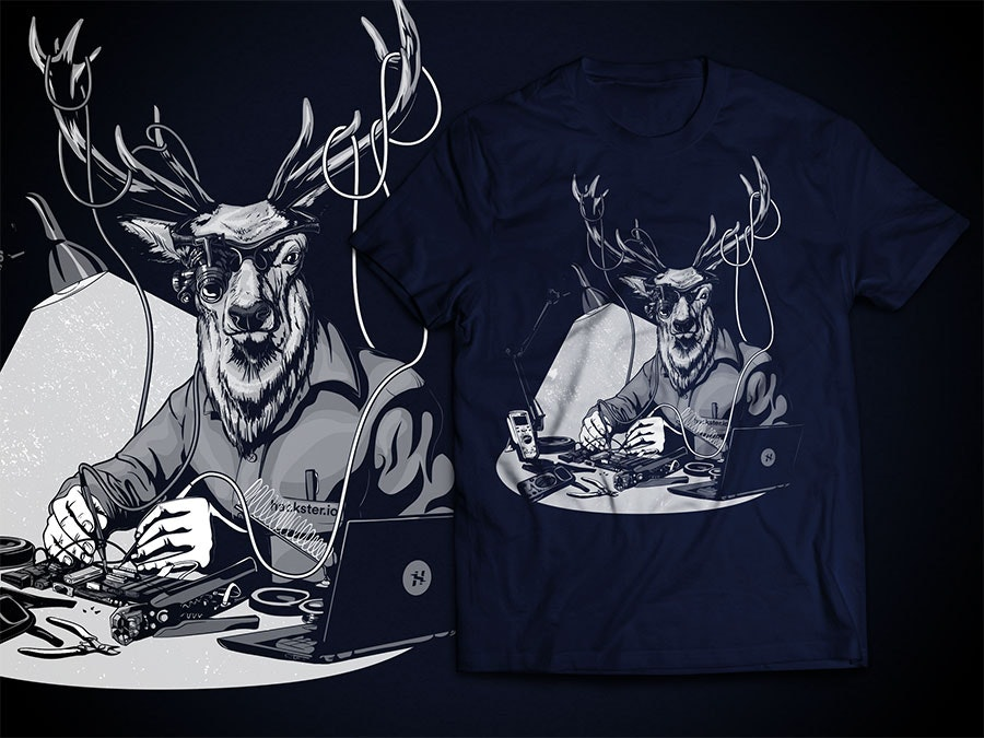 deer t-shirt top 9