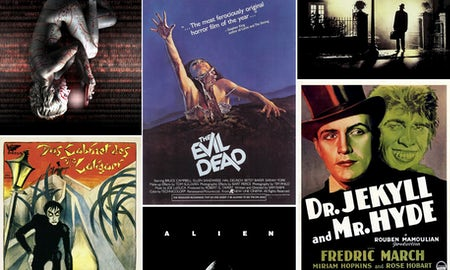 31 horror movie posters so good it's scary