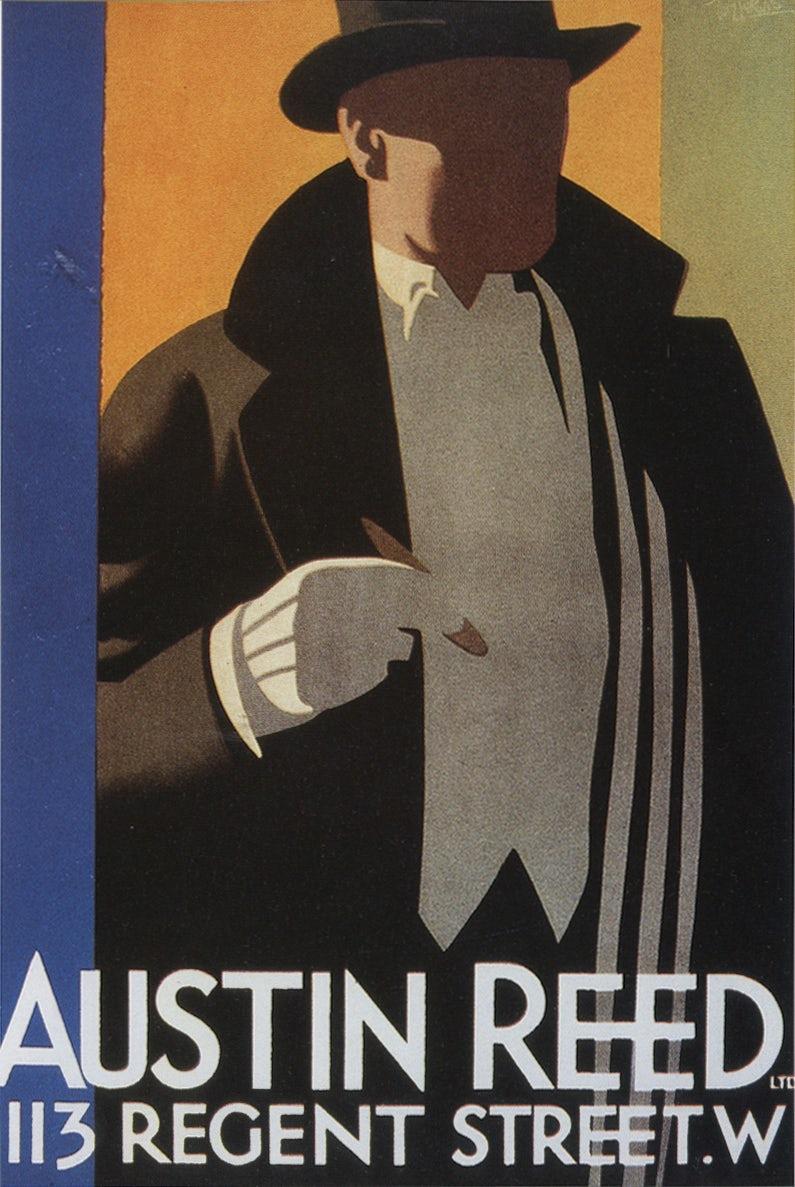 Art Deco Advertisements Bridging Vintage And Ultramodern