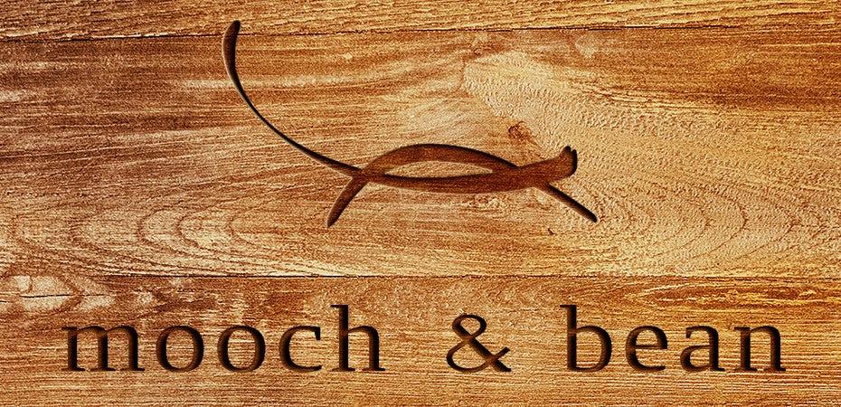 mooch & bean cat furniture logo