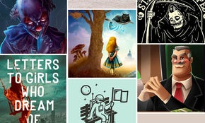 Vote for October's Creative Challengers