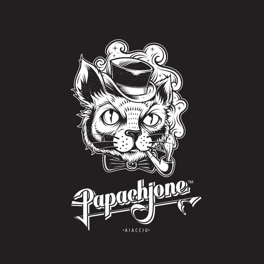 Papachjone logo