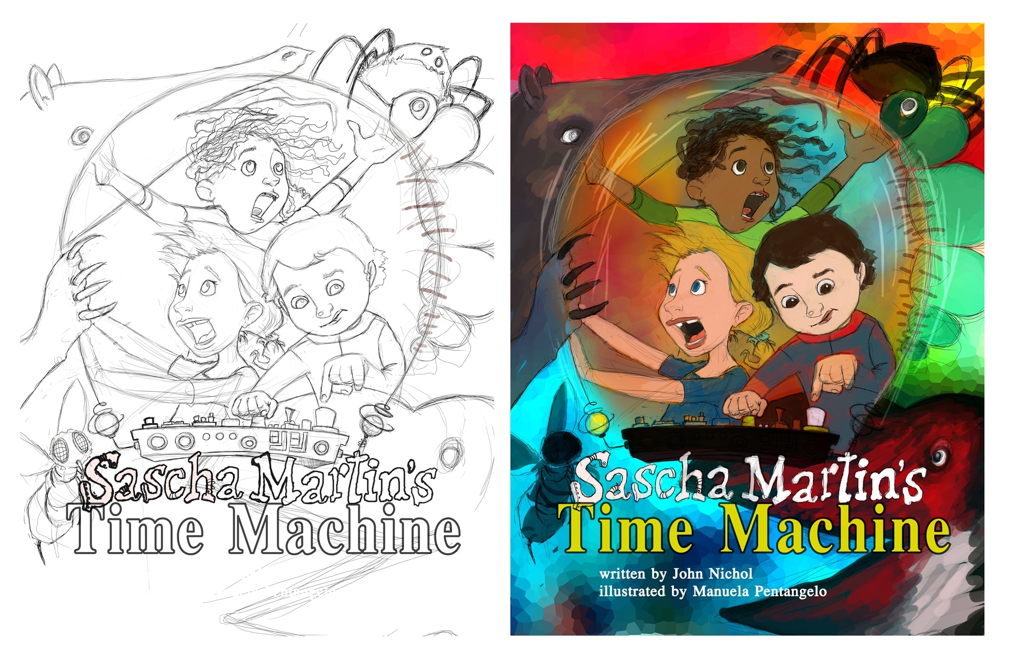 sascha-martins-time-machine-cover-development