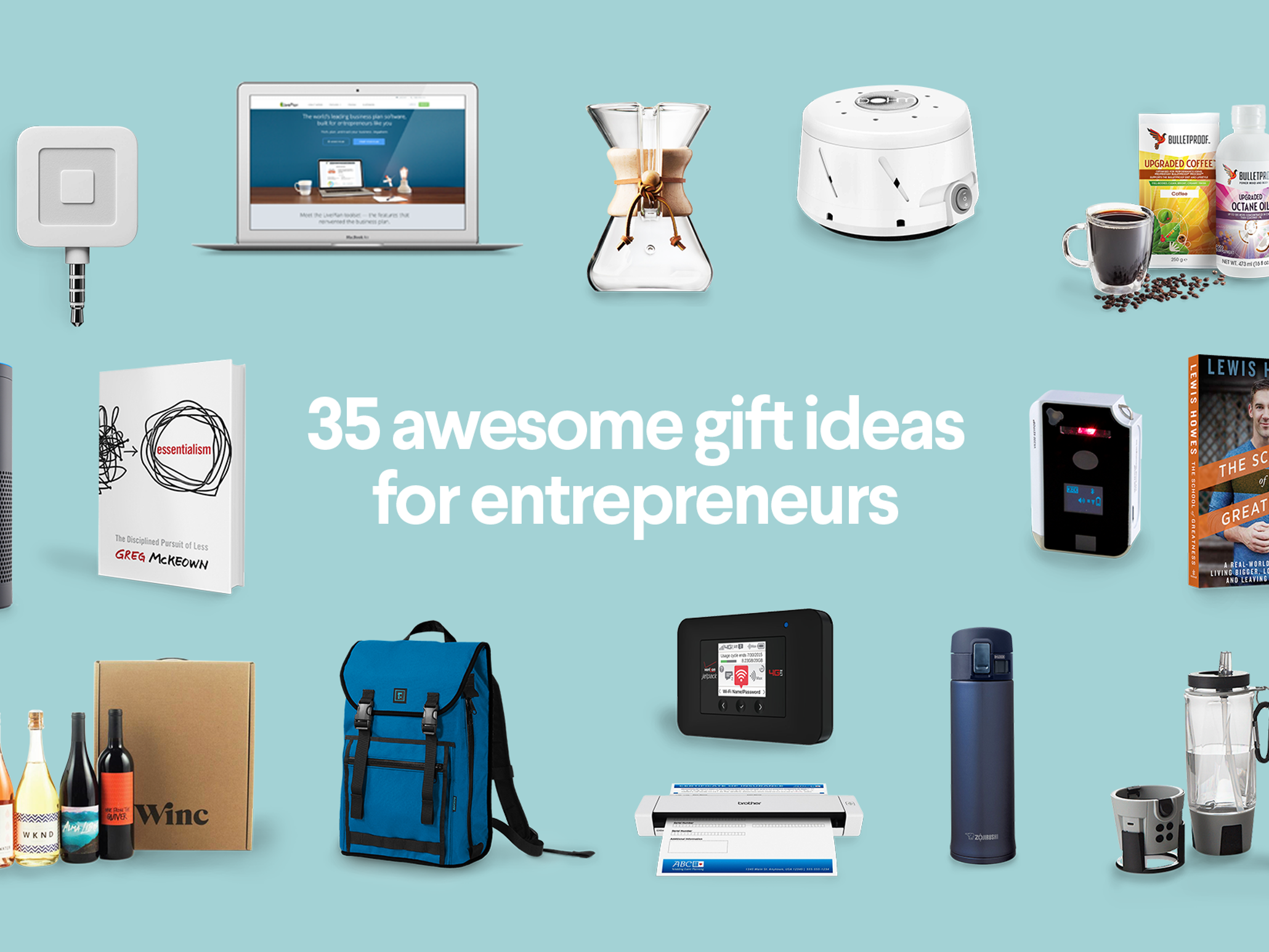 35 Awesome Gift Ideas For Entrepreneurs 99designs