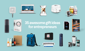 35 awesome gift ideas for entrepreneurs