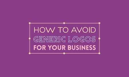 Generische Logos: Wie man sie erkennt und vermeidet