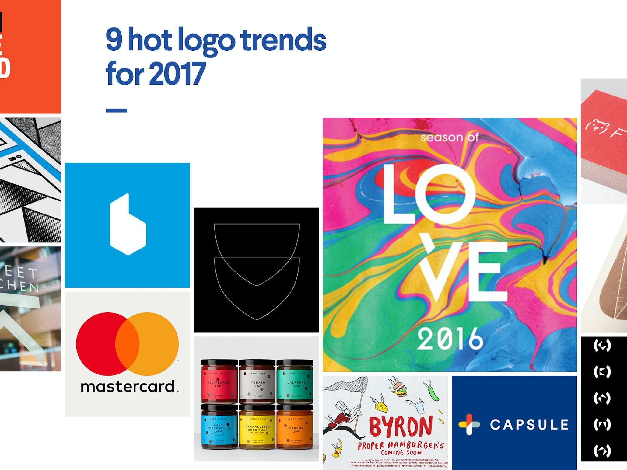 Hippe Design Bank.9 Hot Logo Design Trends For 2017 99designs