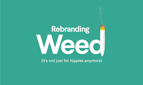 Cannabis branding: 42 chronic weed logos and marijuana packaging ideas