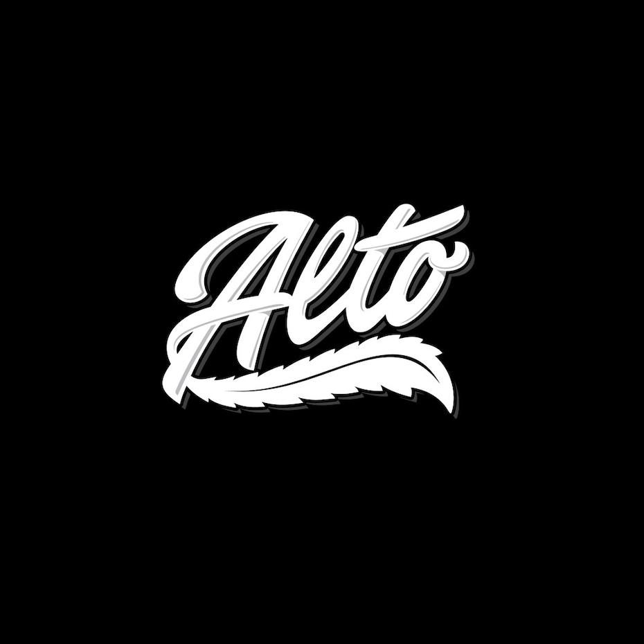 alto cannabis logo