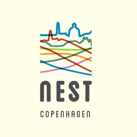 Nest Copenhagen real estate logos