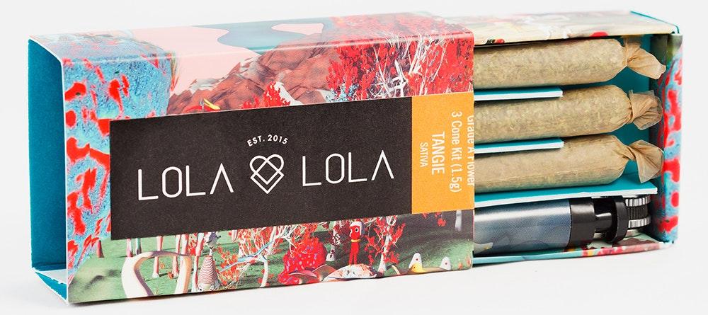 lola lola cannabis branding