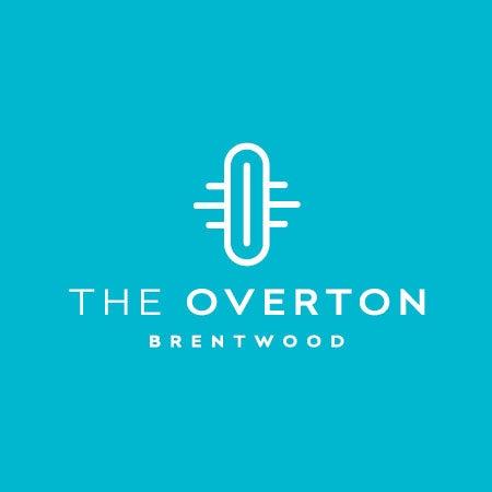 The overton real estate logo