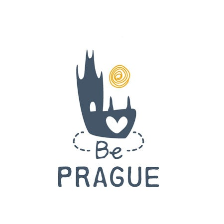 Be Prague real estate logo