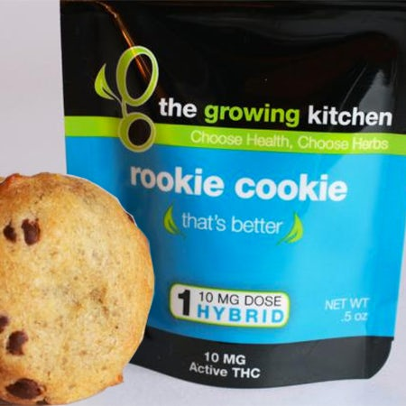 rookie cookie packaging