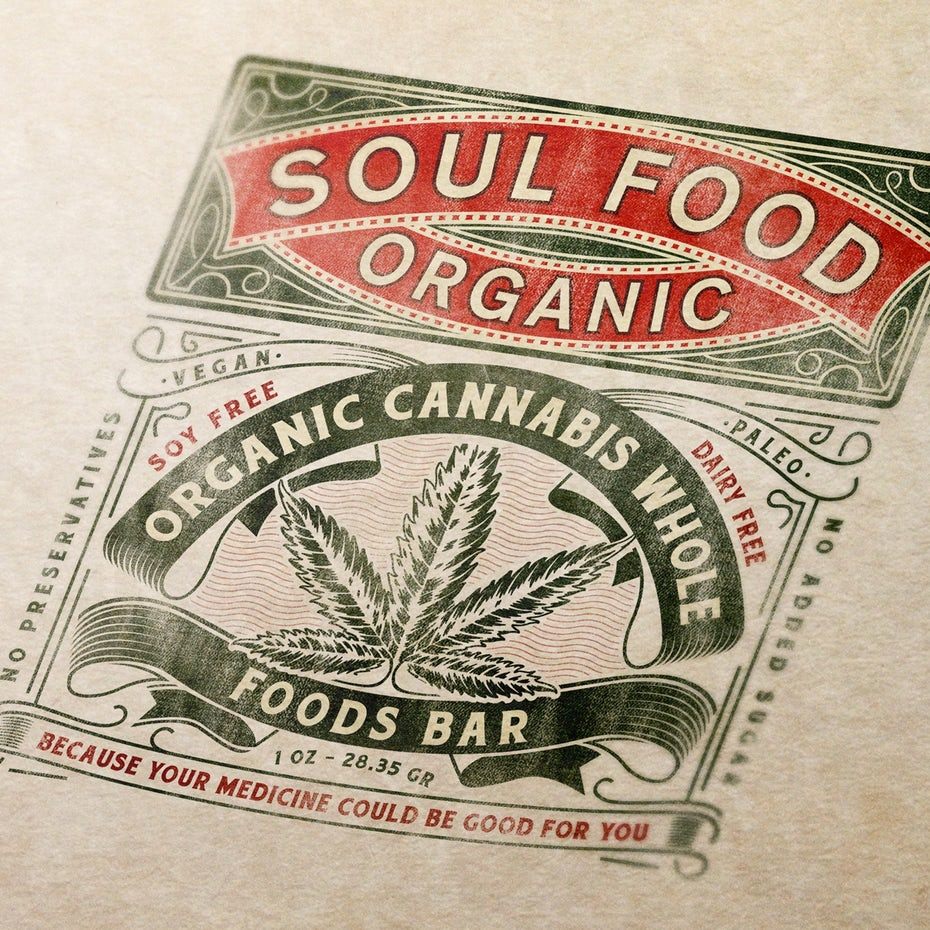 Cannabis branding: 42 chronic weed logos and marijuana packaging