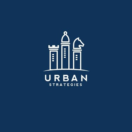 Urban real estate logo