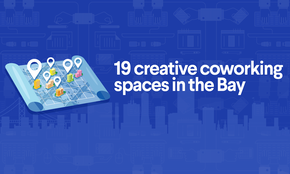 The 19 best coworking spaces in the Bay Area