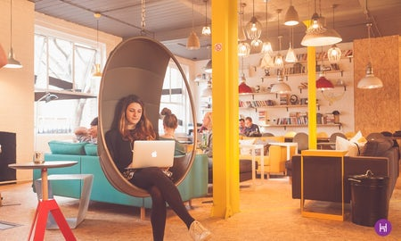 London's top 20 creative workplaces for employees