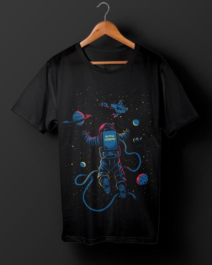 Trend t-Shirt,Pop Art Businessman Icecream Fashion Personality Customization