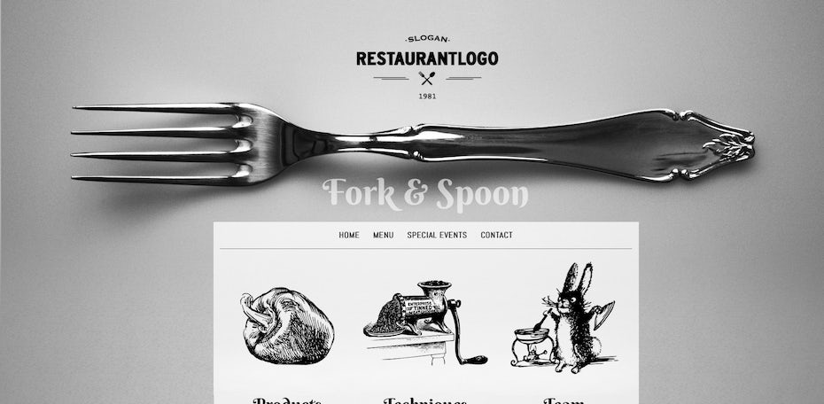 fork website
